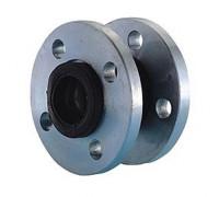 Компенсатор GENEBRE DN100 PN10, корпус: углер. сталь/EPDM