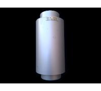 Компенсатор сильфонный осевой Ду80 Ру16 karbon под приварку