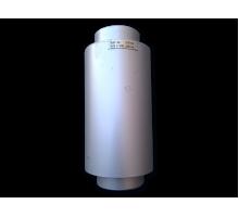 Компенсатор сильфонный осевой Ду40 Ру16 karbon под приварку
