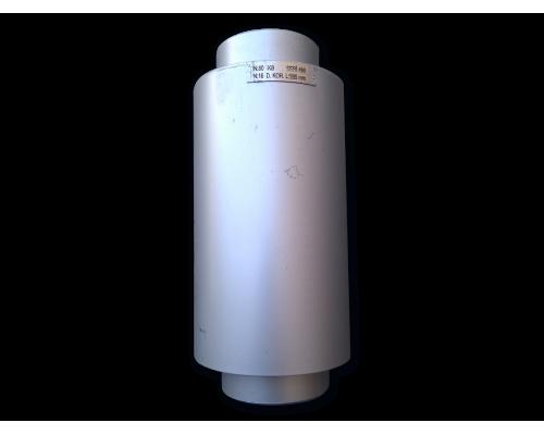 Компенсатор сильфонный осевой Ду50 Ру16 karbon под приварку