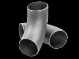 Отводы стальные ГОСТ 30753-2001