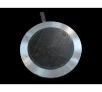 Заглушка с рукояткой ЗР 1-50-6-20 Т-ММ 25-01-06