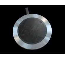 Заглушка с рукояткой ЗР 1-100-6-20 Т-ММ 25-01-06