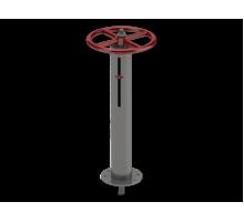 Колонка управления задвижкой Ду200 КР1 ТУ 4859-001-76950431-2006