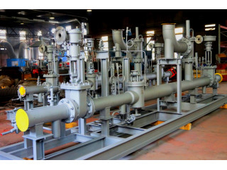 Алтайская машиностроительная компания изготовила комплекты РОУ