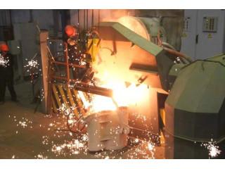 «Курганский арматурный завод» запустил литейное производство