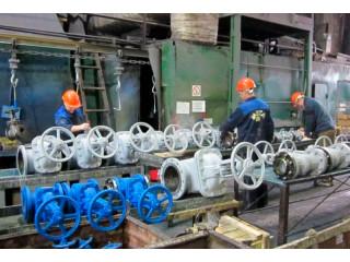 На участке по производству задвижек диаметром 400 мм «МЗТА» производительность труда увеличена на 80%